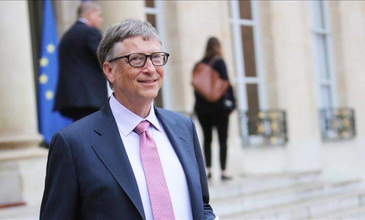 Bill Gates do të dhurojë 4,6 miliardë dollarë nga pasuria e tij