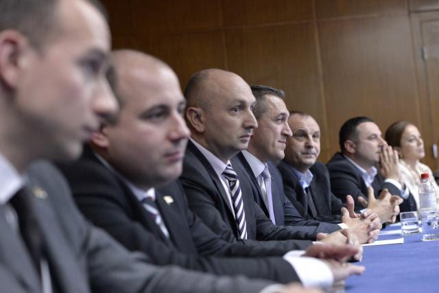 """""""Të gjitha vendimet i marrim në konsultim me Beogradin"""""""