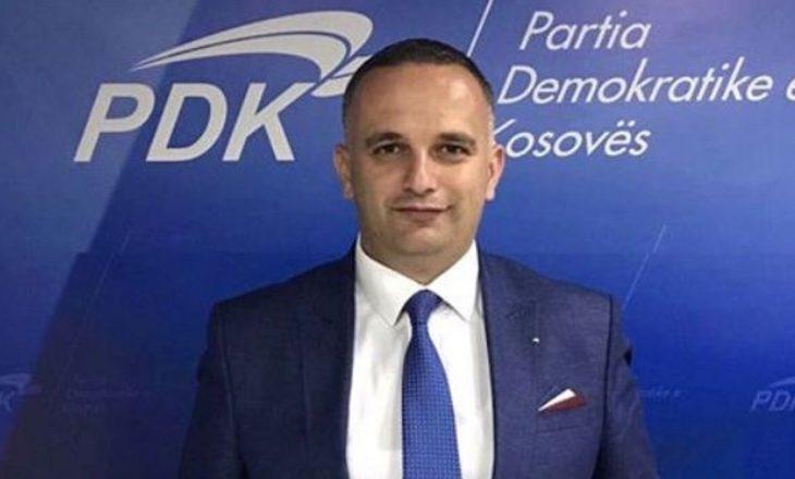 PDK e cilëson të kontrolluar nga komuna OJQ-në që dha vlerësime për Shpend Ahmetin
