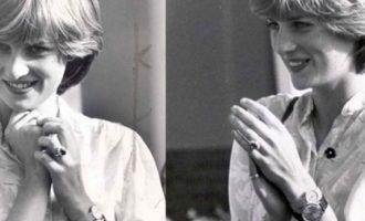 Arsyeja që Princesha Diana mbante dy ora në dorën e majtë