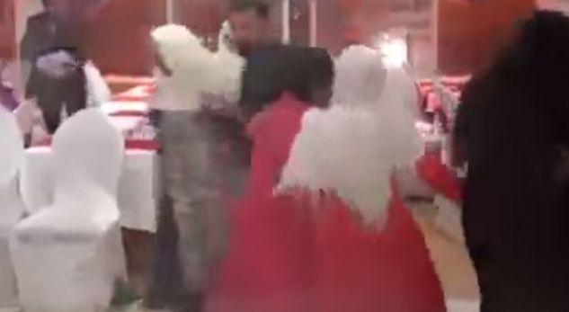 Dasma që u kthye në ferr, momenti i shpërthimit të bombës (Video)