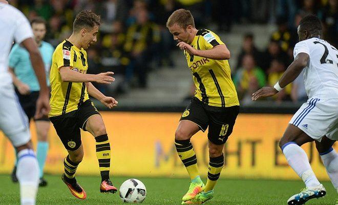 Interi arrin marrëveshje me mesfushorin e Dortmundit