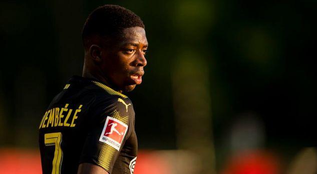 Dortmund merr vendim për Dembelen
