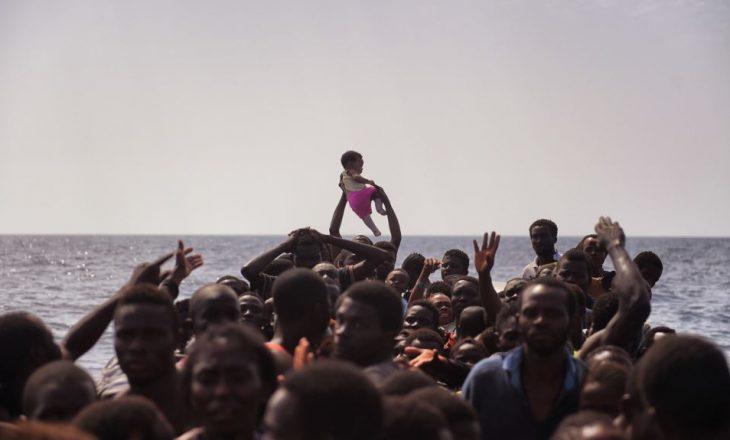 Takim për krizën me migrantë në Paris