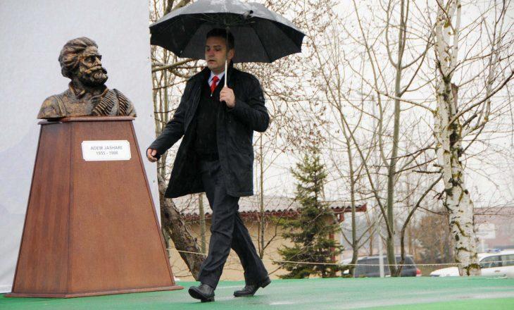 Bekim Jashari flet rreth kandidimit për kryetar të Skenderajt