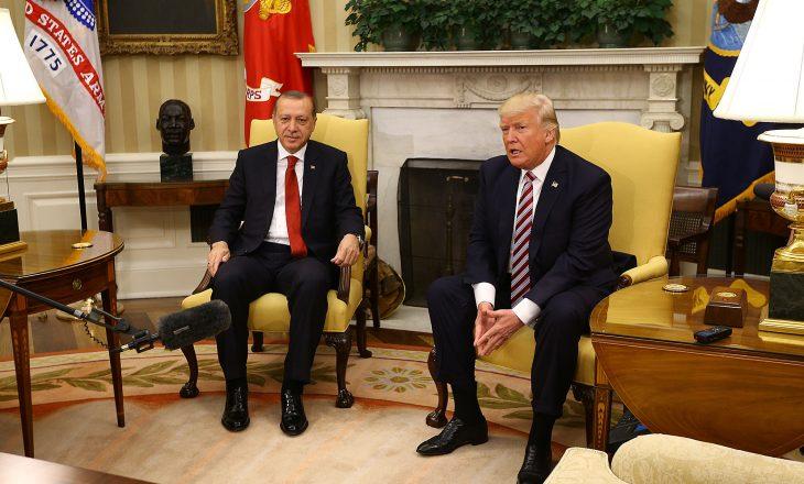 Erdogan kritikon SHBA-të, ka një mesazh për Trumpin