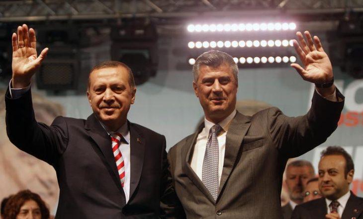 Mejtepet turke vijnë në Kosovë – si iu nënshtrua Thaçi Erdoganit në luftën kundër Gylenit