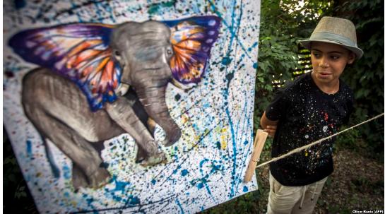 'Pikaso i vogël', hapë ekspozitë në Beograd