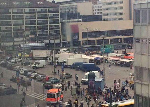 Sulm në Finlandë, ka të vdekur