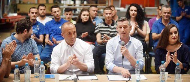 """""""Sakrifica"""" e dytë e Veselit në shërbim të Haradinajt"""