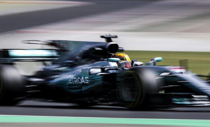 Hamilton fiton Grand Prix në Belgjikë