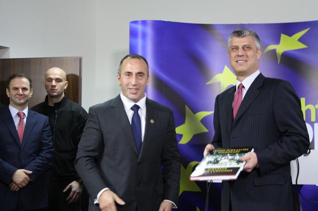 Blic: Haradinaj dhe Thaçi dëshmitarë në Gjykatën Speciale