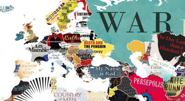 Harta globale, ja libri më i preferuar në Shqipëri