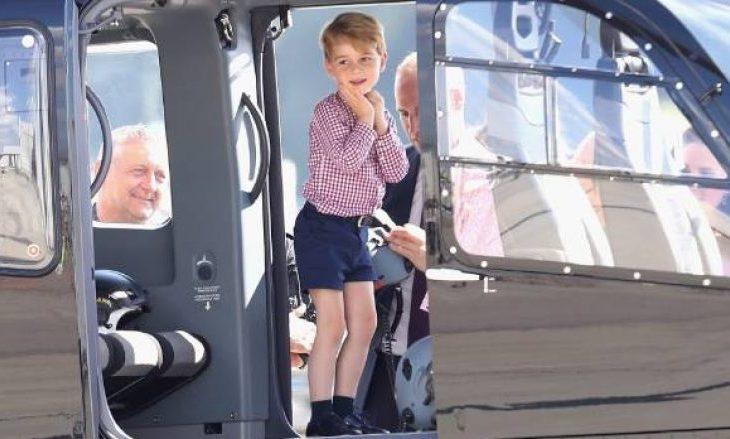 Princi George, përdoret si ikonë e homoseksualëve (Foto)