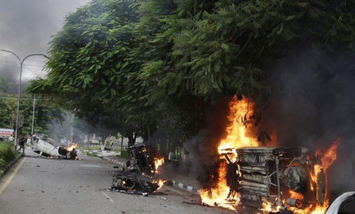 28 të vdekur në trazirat pas një vendimi gjykate për përdhunim