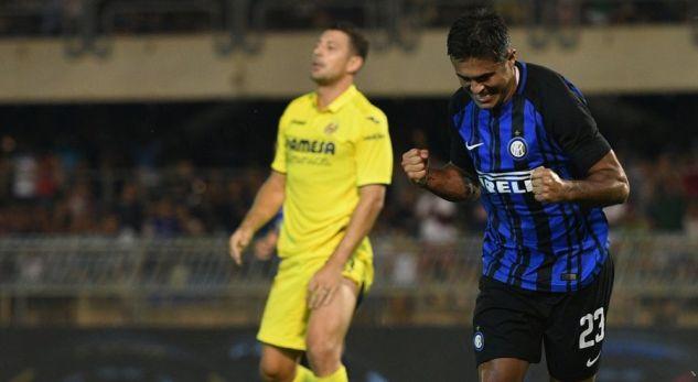 """Interi """"tregon dhëmbët"""" kundër Villarealit"""