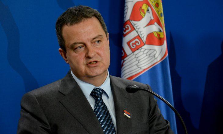 Daçiq falënderon Indonezinë për mos njohjen e pavarësisë së Kosovës