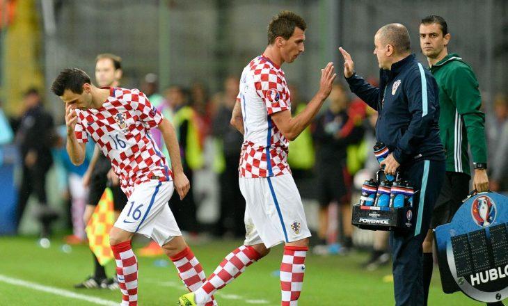 Lajm i mirë për përfaqësuesen, sulmuesi kroat nuk paraqitet ndaj Kosovës