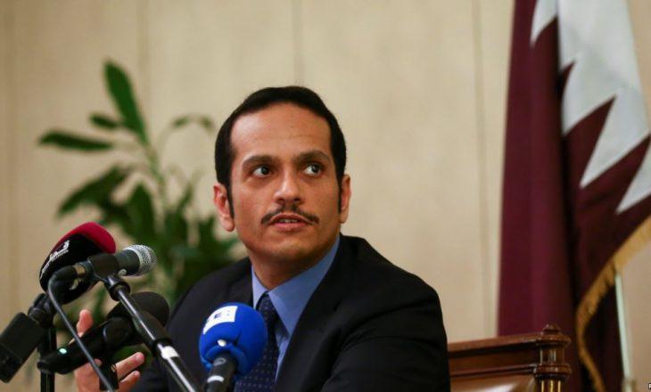 Katari ripërtrin marrëdhëniet me Iranin