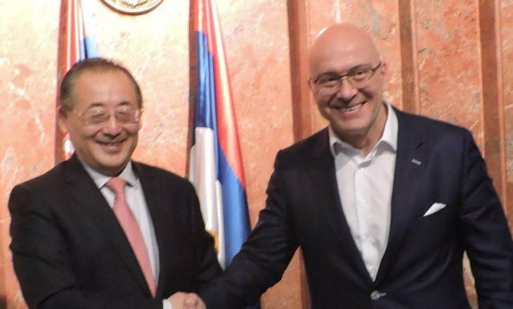 Kina pozicionohet edhe njëherë kundër Kosovës