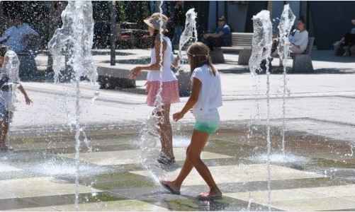 Komuna e Prishtinës bënë apel te qytetarët mos të ekspozohen në diell