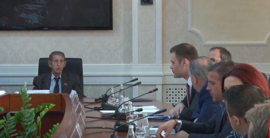 Sejdiu: Nuk besojmë që PAN-i do të jetë prezent në seancë me 24 gusht