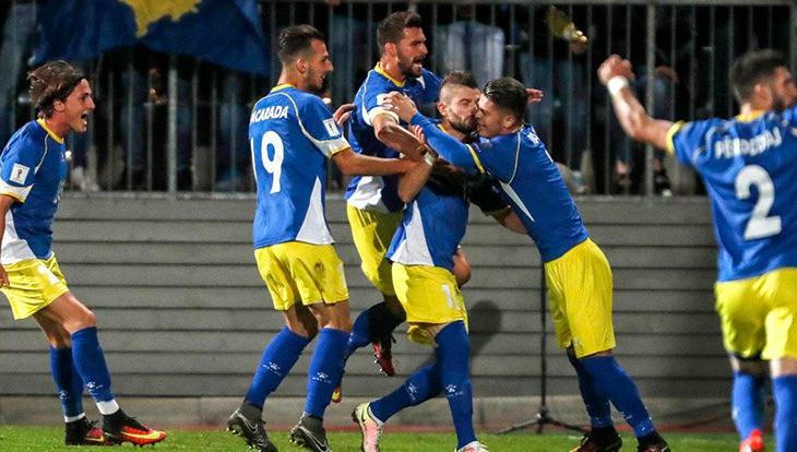 Ranglista e re e FIFA-s zbret Kosovën për tri pozita