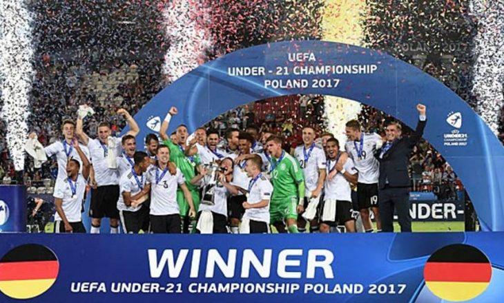 Zyrtare: Yjet e Dortmundit dhe Schalkes sfidojnë Kosovën U-21