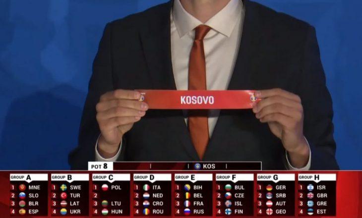 """Kosova mëson kundërshtarët për """"Kina 2019"""""""