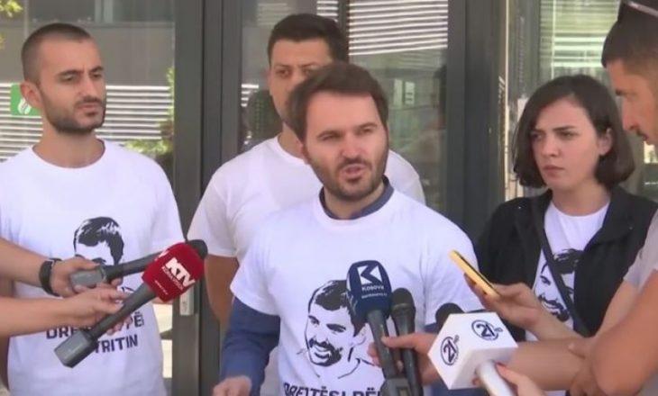 Krasniqi: Rasti ynë ka qenë i montuar nga Policia e Kosovës