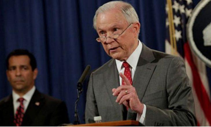 Kryeprokurori i SHBA: 4 të akuzuar për rrjedhje informacionesh