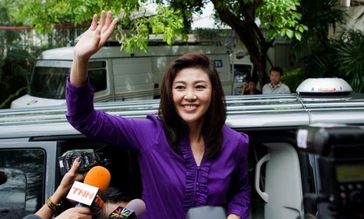 Vodhi miliarda dollarë, kryeministrja e Tailandës arratiset në Dubai