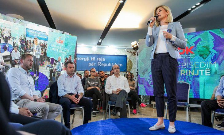 Mediumi serb, Sputnik: Kusari-Lila do jetë kryeministre e Kosovës