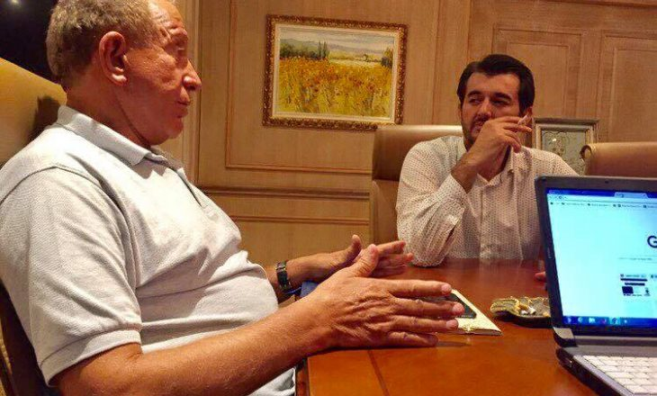Labinot Tahiri mohon kandidimin me PAN-in në Ferizaj