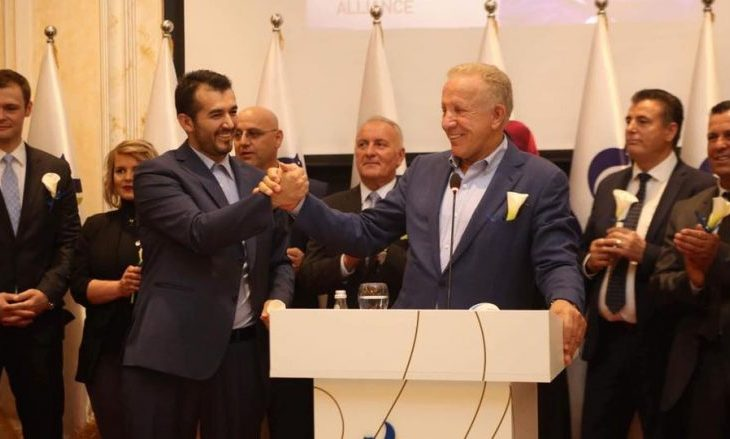 Pacolli: Labinot Tahiri do t'i respektojë vendimet e AKR-së