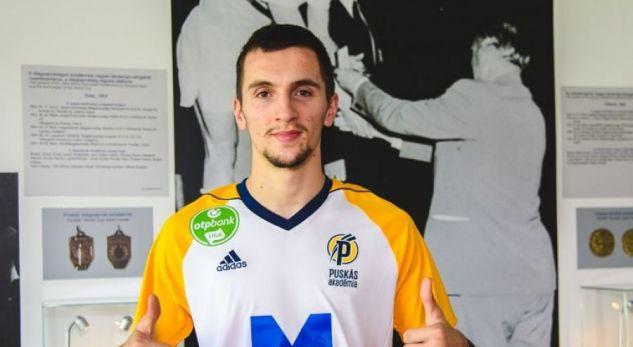 Zyrtare: Liridon Latifi bëhet me skuadër të re