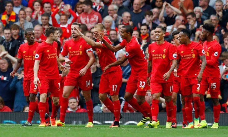 Hoffenheim – Liverpool: formacionet e mundshme, transmetimi dhe informacione të tjera
