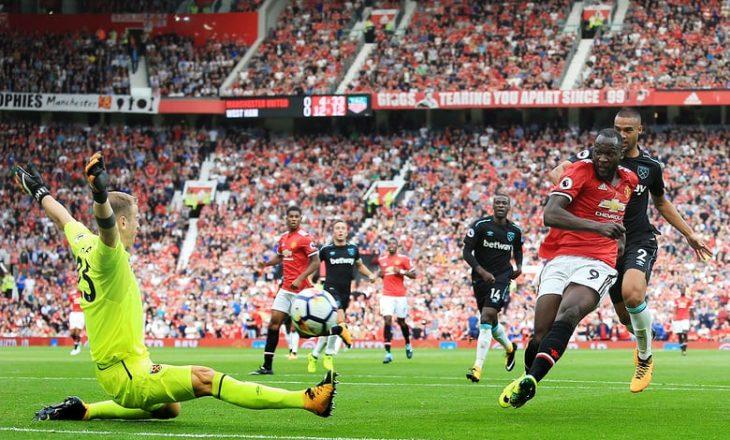 Lukaku shënon dy gola në triumfin e United [video]