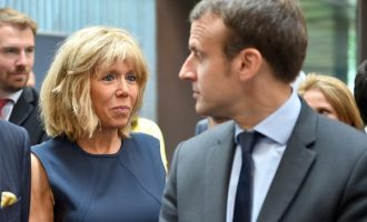 Bashkëshortja e Presidentit të Francës me rol zyrtar, pa pagesë