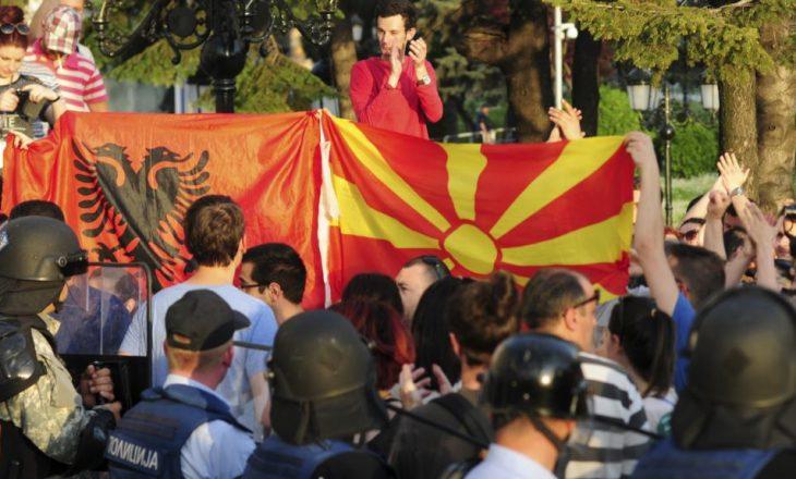 Kosova ia prish marrëdhëniet Maqedonisë me Serbinë