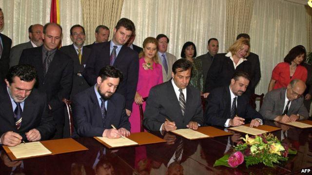16 vjet nga marrëveshja e Ohrit