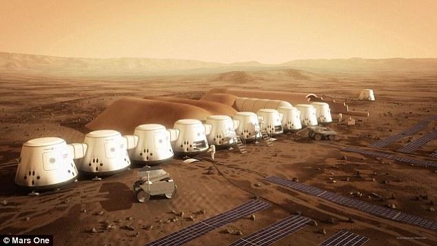 Deri në vitin 2033, njerëzit do të kolonizojnë Marsin