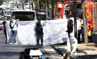 Makina godet stacionin e autobusit në Marsejë, një i vdekur