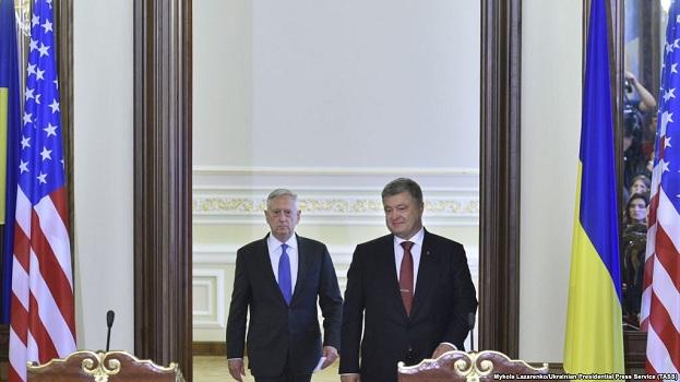 """Mattis: Rusia synon """"ripërcaktim të kufijve"""" me forcë"""