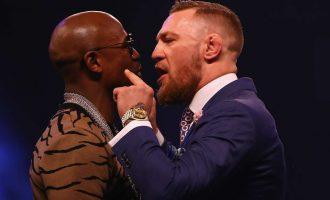 McGregor: Mayweather nuk do të dalë i gjallë nga ringu