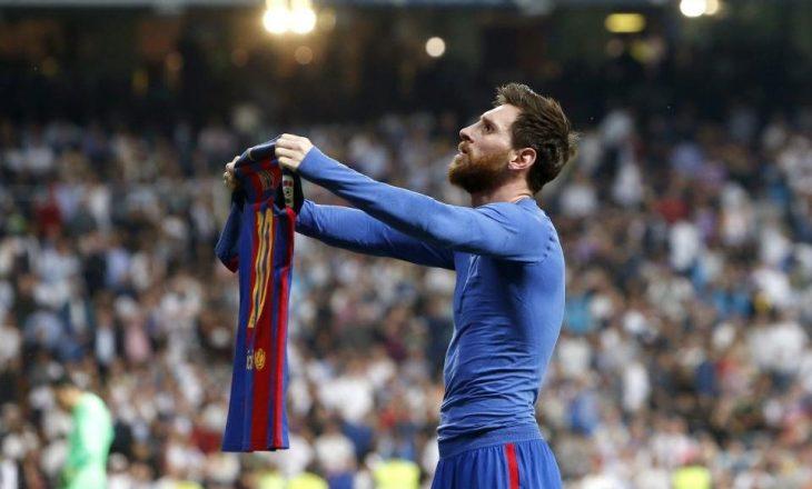 Lionel Messi bllokoi ardhjen e Coutinhos në Barcelonë