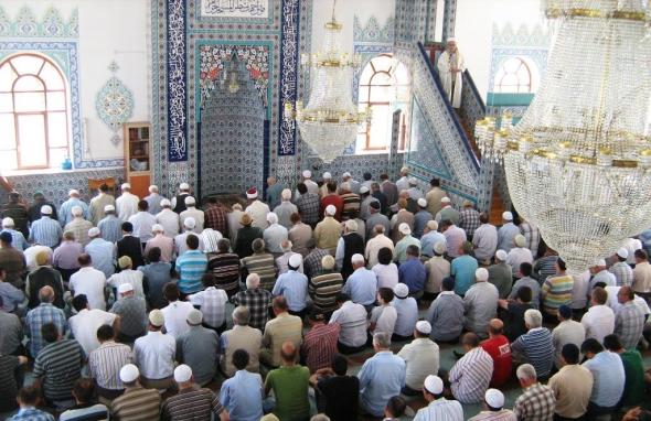 Në Prishtinë vdes një person në oborrin e xhamisë