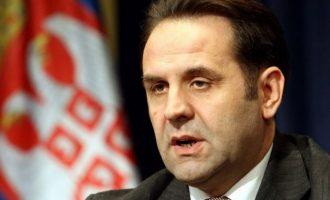 Nënkryetari i Serbisë kërkon normalizim me Kosovën pa njohje