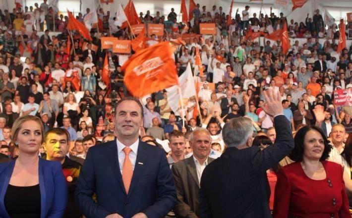 Kandidati i Nismës për kryetar të Gjakovës
