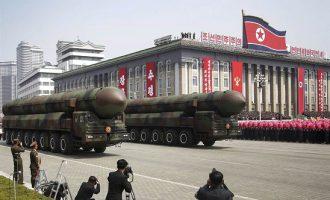 Koreja Veriore publikon videon drithëruese